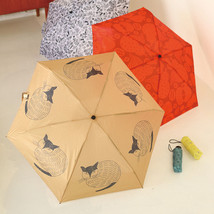 松尾ミユキさんの折りたたみ傘