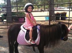 Aurora First Pony Ride
