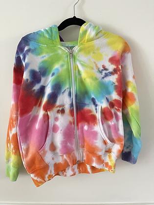 Kids/Toddler Rainbow Zip