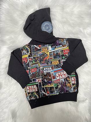 2T SW Pullover Hoodie
