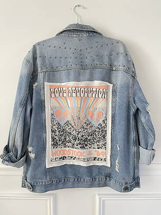 Woodstock Denim Jacket