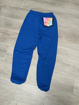 Adult Upcycled Tie Dye Pocket Sweats