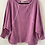 Thumbnail: Lilac Terry Pullover