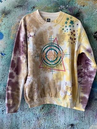 GG x Def Leppard Sweatshirt