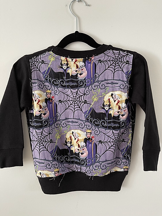 Disney Villains Upcycled Crew