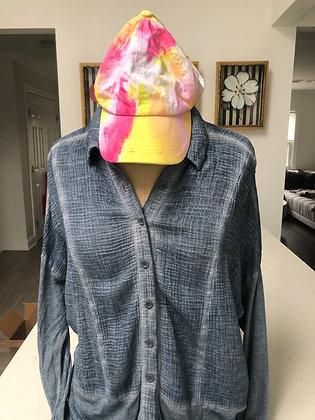 Sherbert Tie Dyed Hat