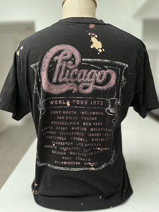 Adult Chicago Upcycled Tee