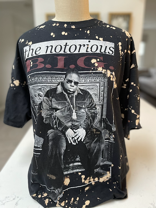 Adult Notorious Upcycled Tee