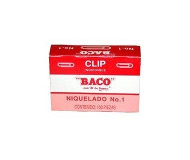 CLIP BACO NO 1