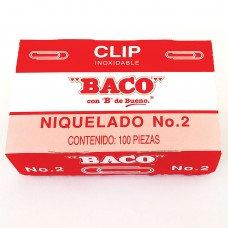 CLIP BACO ESTANDAR NO2