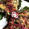 Beet Leaf Fromellette (Frittata/Omellette)