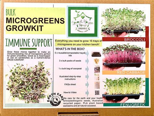 Immune Support Bulk Growkit