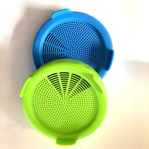Lid-Wide Mouth (92mm) Sprouting Lid