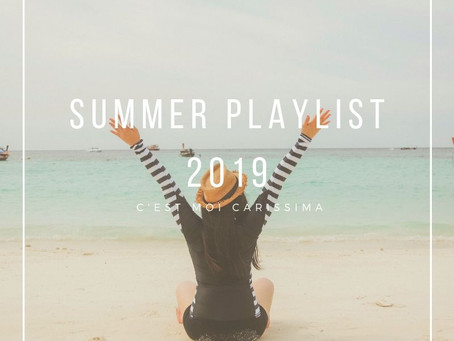 My Summer Playlist is Here!