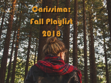 My Fall Playlist is Here!