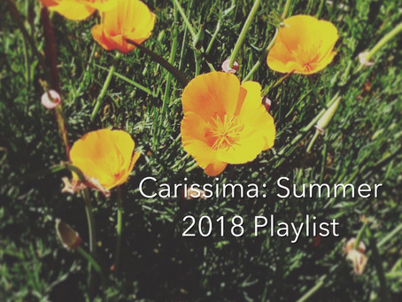 My 2018 Summer Playlist Is Here!