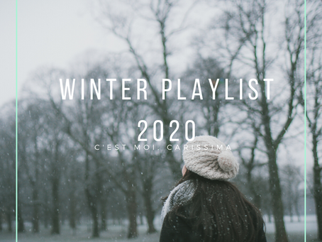 Winter Playlist 2020