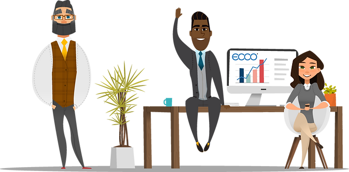 Our ECCO team are here to help your organisation succeed in delivering excellent support and care to the vulnerable and elderly