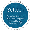 Best Care & Support Services Software Company - Softtech Winner