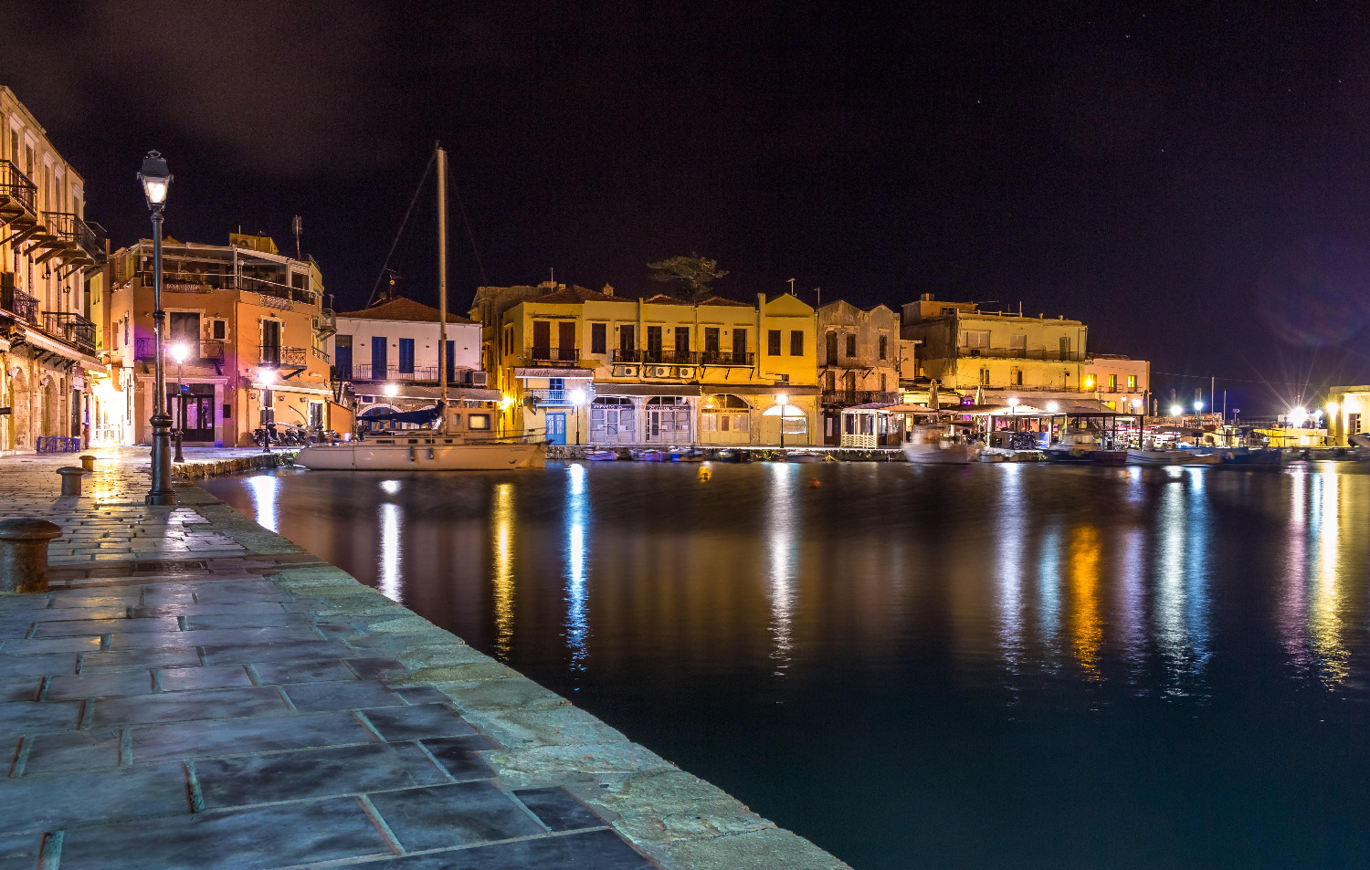 Rethymno Old Harbour