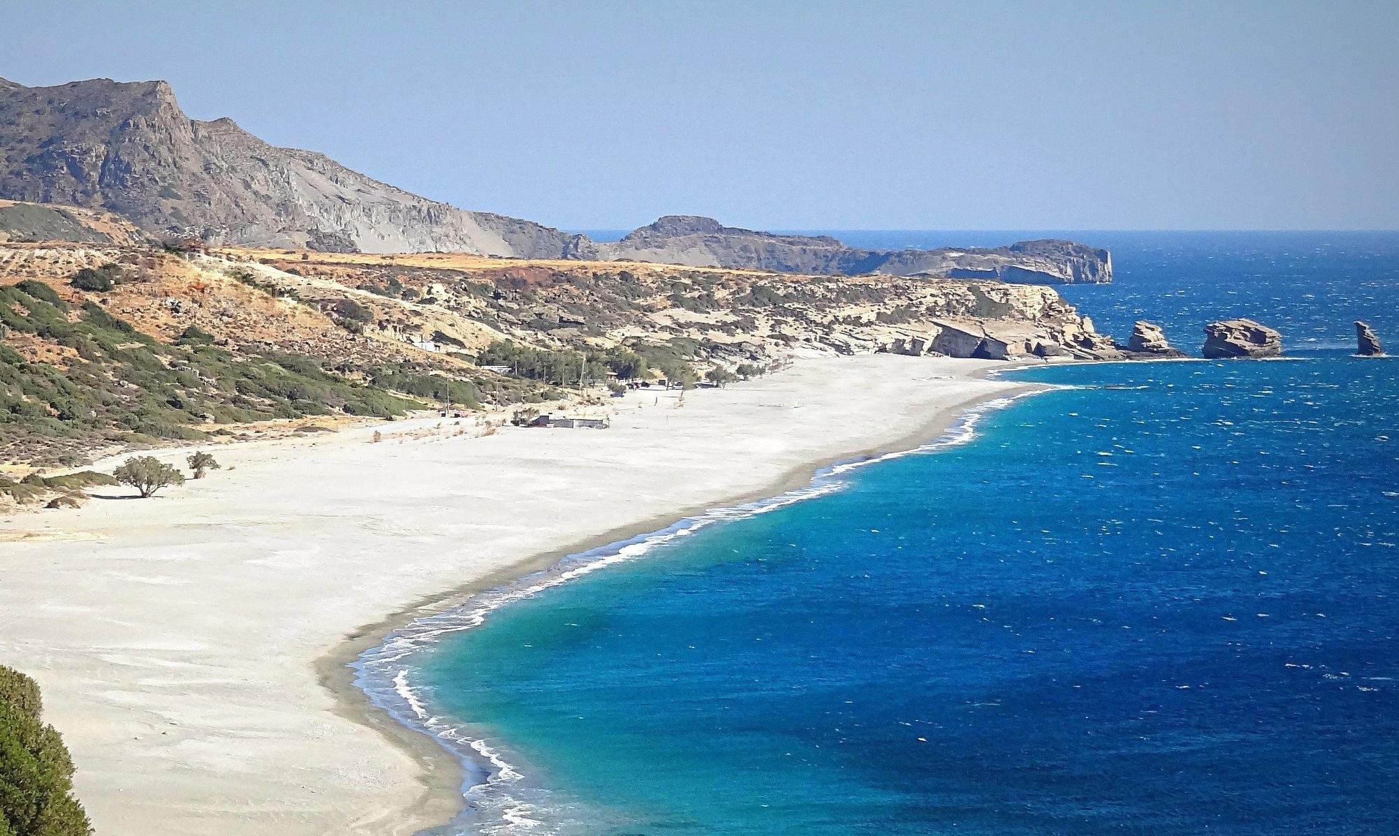 Triopetra Beach
