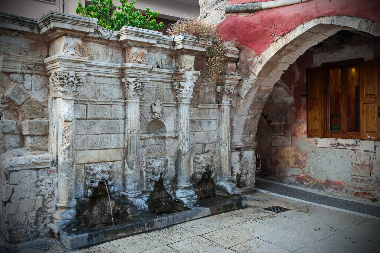 Rimondi Venetian Fountain