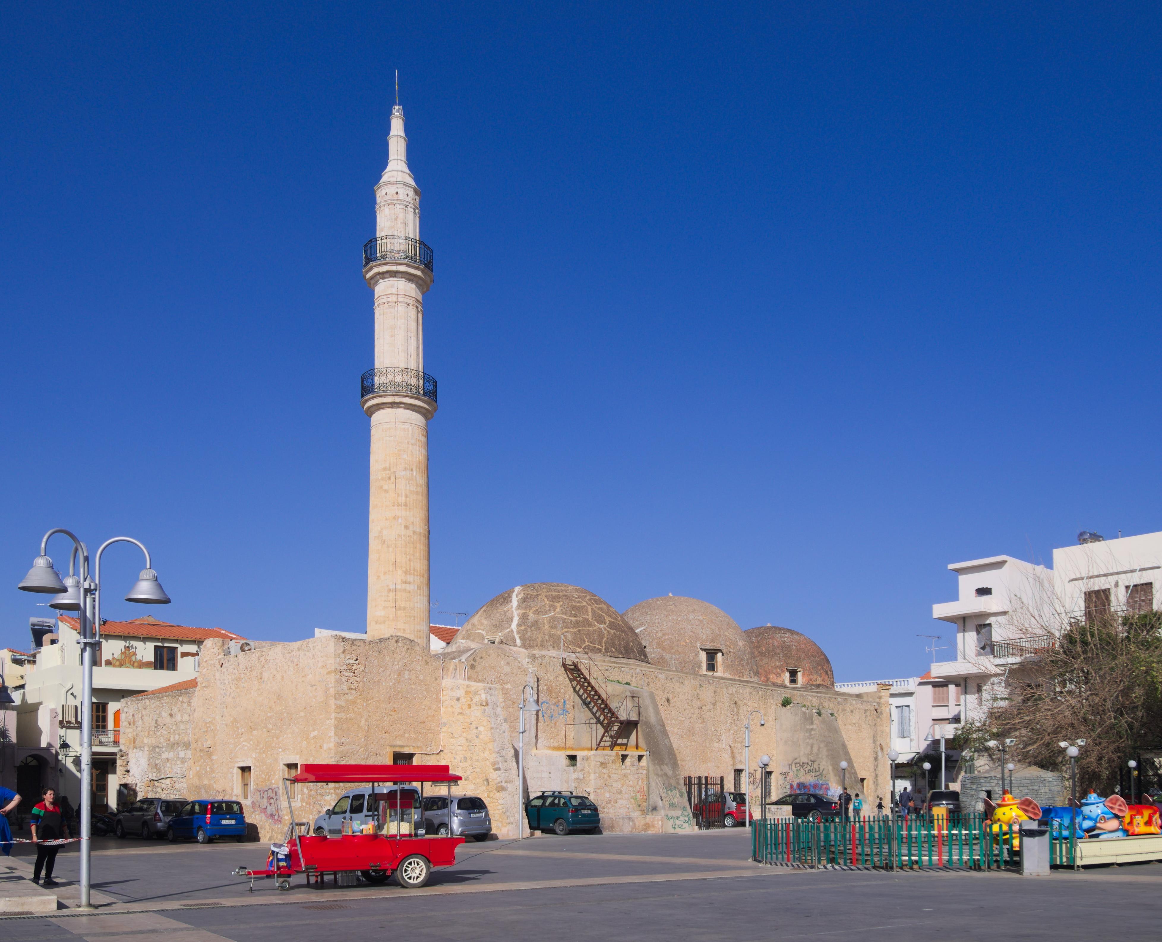 Neratzes Mosque