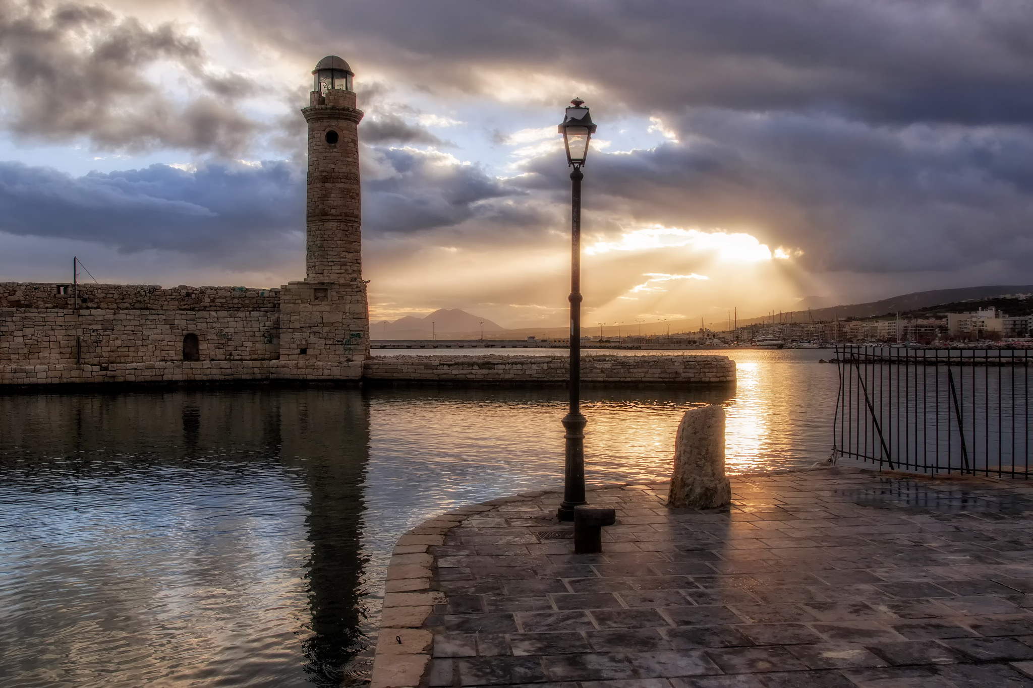 Rethymno Old Lighthouse