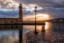 Rethymno Old Lighthouse
