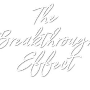Don't Just Break - BreakTHROUGH!