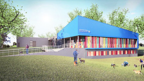 Michigan Animal Rescue League plans new $6 million shelter in Pontiac