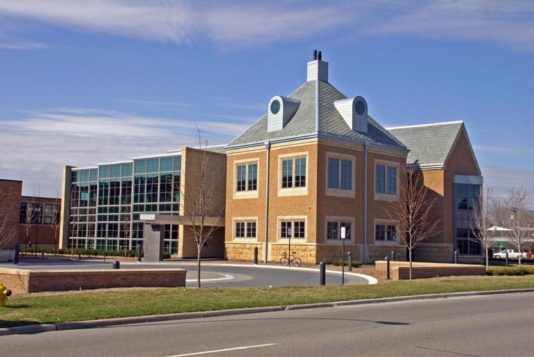 Grosse Pointe Woods Public Library