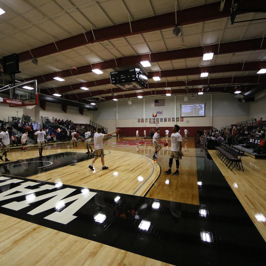 Garth Pleasant Arena