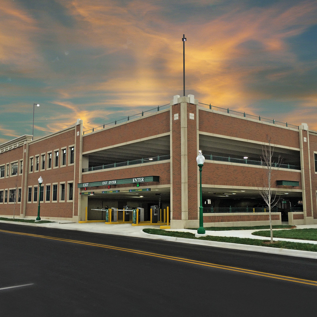 City of Rochester Parking Structure(s)