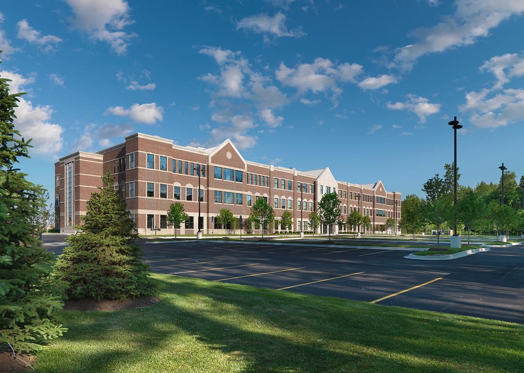 Shelby-Macomb Medical Mall