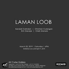 Laman Loob_ Room111 art cube invite_ 8x8