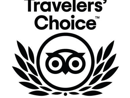 サクラホテル・サクラホステルがTripadvisor2021年トラベラーズチョイスを受賞