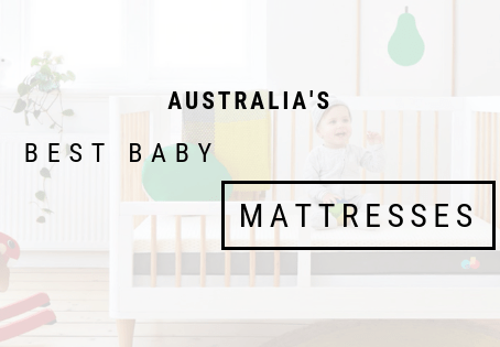 Summer/Winter & Ventilated are 'Australian Best Baby Mattresses for 2019' reviews by Bedbuyer