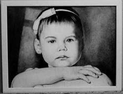 классический портрет по фото