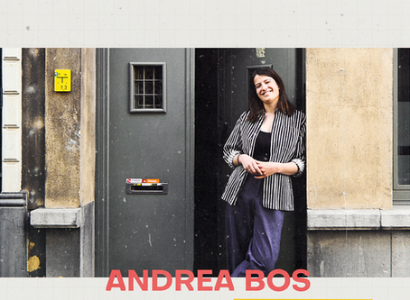E-ROUNDUP: Andrea Bos (Project Dubbel)