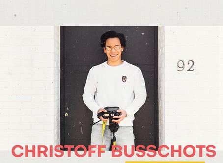 E-ROUNDUP: Christoff Busschots (Aiki Photography) in de spotlight