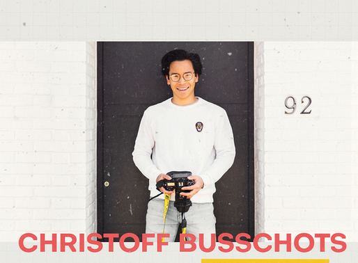E-ROUNDUP: Christoff Busschots (Aiki Photography) in de spotlight