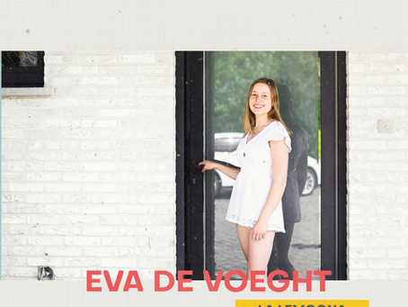 E-ROUNDUP: Eva De Voeght (La Lemoona) in de spotlight