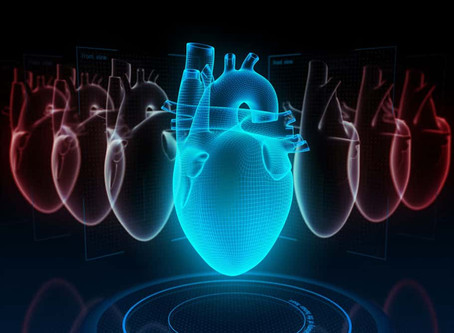 Hartfalen stimuleert tumorgroei.