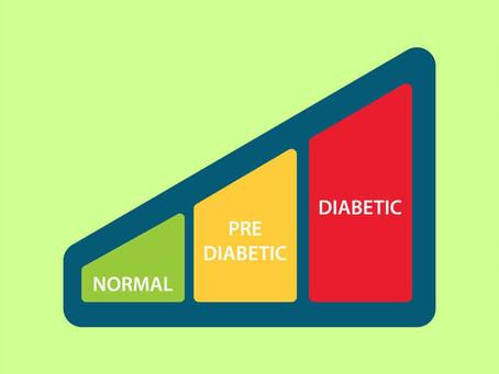 Hersenschade al zichtbaar bij voorstadium diabetes!