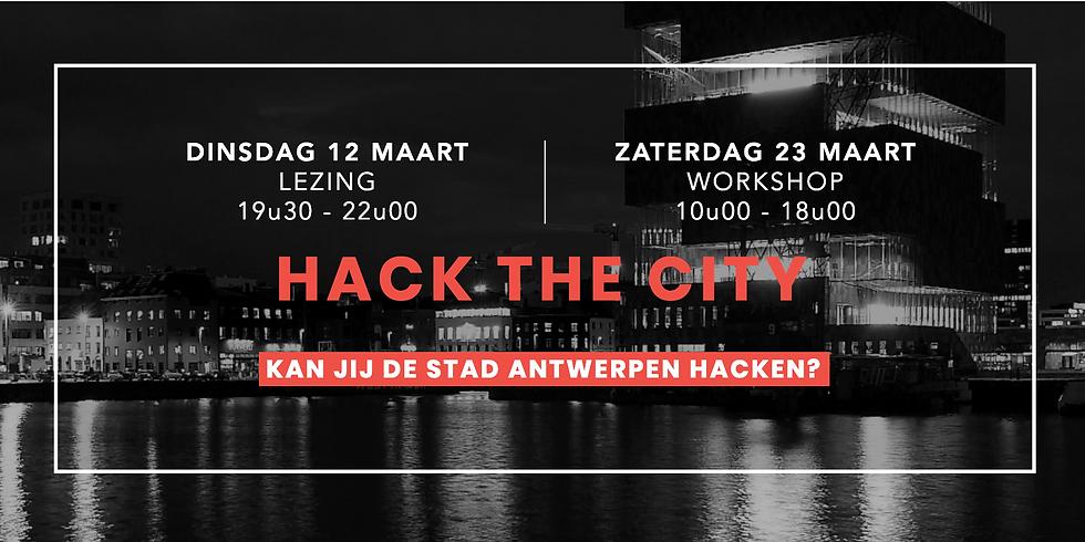 HACK THE CITY: Hackaton