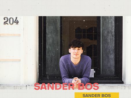 E-ROUNDUP: Sander Bos (Fashion Designer)