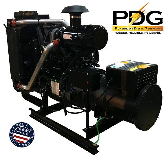 John Deere 150 kW Diesel Generator