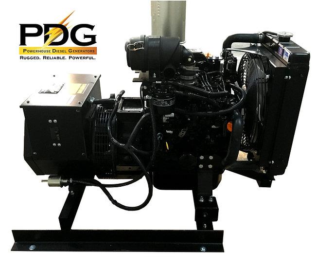 12.5 kW Isuzu Diesel Generator