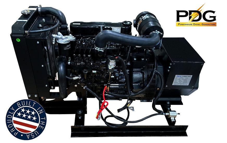 Mitsubishi 21 kW Diesel Generator